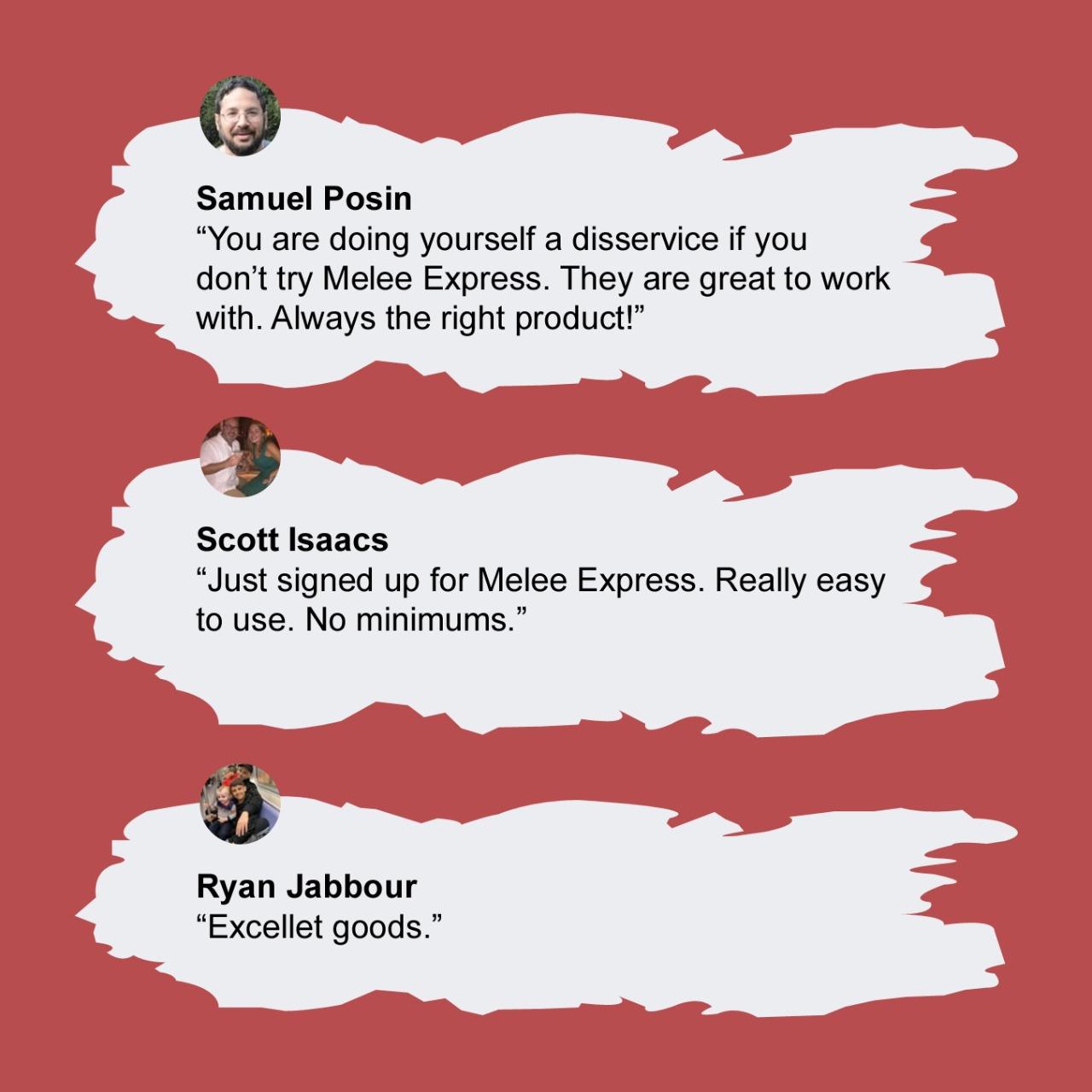 Samuel Posin Scott Isaacs Ryan Jabbour
