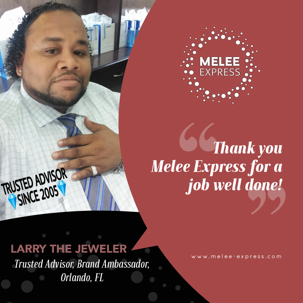 Larry The Jeweler